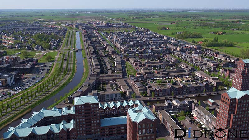 Overview Amersfoort Vathorst
